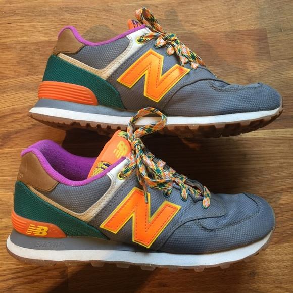 new balance ml574 sneaker basse
